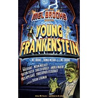 Young Frankenstein 27x40 Broadway Show Poster