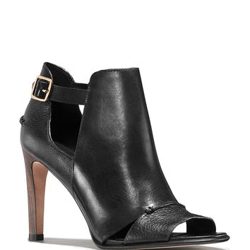 COACH Idena Peep Toe High Heel