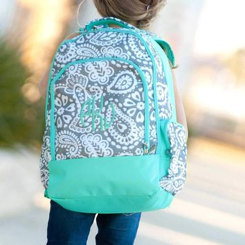 Parker Paisley Collection Backpack