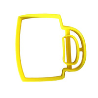 Beer Glass Cookie Cutter