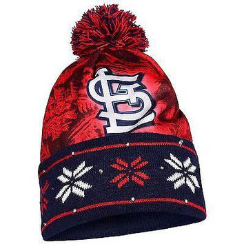 MLB St. Louis Cardinals Light Up Knit Hat