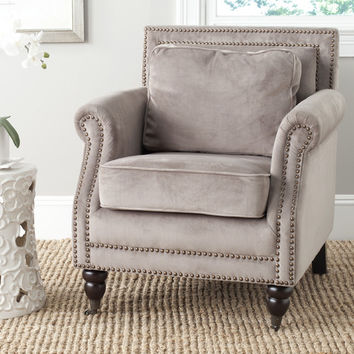 Safavieh Karsen Club Chair & Reviews | Wayfair