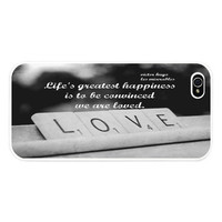 Les Miserables Iphone 5 Case Love Victor by KimberosePhotography