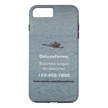 Flying Canada Goose iPhone 8 Plus/7 Plus Case