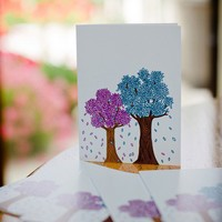 Chysanthemum tree shower stationary
