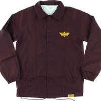 Primitive Thunderbird Coaches Jacket XLarge Maroon