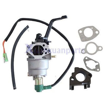 New Carburetor with Lever Choke & Gasket For CHAMPION 41115 41311 5000 6000