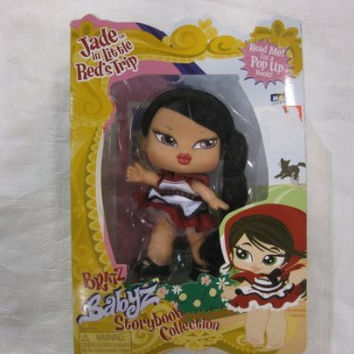 Bratz Babyz Storybook Collection Jade in Little Red's Trip