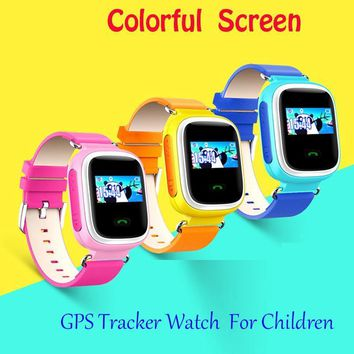 Kids' Watches Smart SOS Call Locator Device