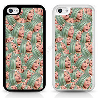 Kylie Jenner Emoji Design Case for iPhone Samsung Sony Kylie Mint Hair