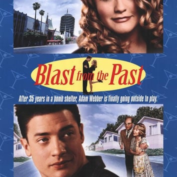Blast From The Past 11x17 Movie Poster (1999)