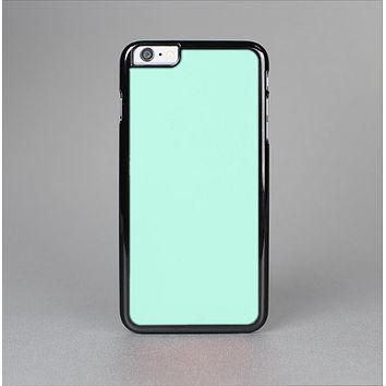 The Subtle Solid Green Skin-Sert for the Apple iPhone 6 Skin-Sert Case