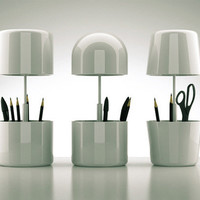 Cap Lamp by Oleksandr Shestakovych » Yanko Design