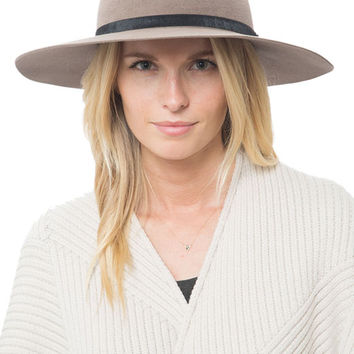 Rag & Bone - Wide Brim Fedora