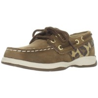 Sperry Top-Sider Girls Intrepid CG Oxford (Toddler/Little Kid) - designer shoes, handbags, jewelry, watches, and fashion accessories | endless.com