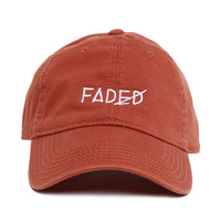 Fall Tone Faded Strapback - KNYEW