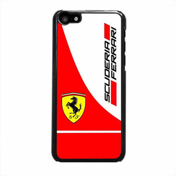 scuderia ferrari logo iphone 5c 5 5s 4 4s 6 6s plus cases