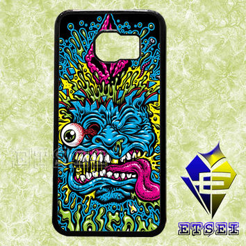 Jimbo Phillips Volcom Face 7787 case For Samsung Galaxy S3/S4/S5/S6 Regular/S6 Edge and Samsung Note 3/Note 4 case