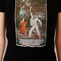 Vintage Saturday Night Fever Tee / John Travolta