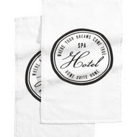 2-pack Guest Towels - from H&M