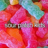 sour patch kids. | via Facebook