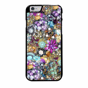 vintage bling iphone 6 plus 6s plus 4 4s 5 5s 5c cases