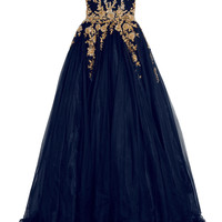 Embellished tulle gown | Reem Acra | JO | THE OUTNET