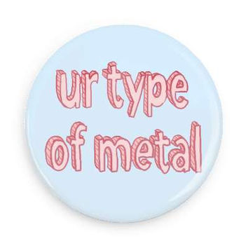 "Gerard Way pin 1.5"" inch pinback button"