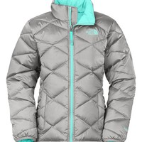 Girl's The North Face 'Aconcagua' Water Resistant Down Jacket
