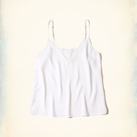 Girls Must-Have Easy Lace Tank | Girls Tops | HollisterCo.com