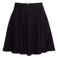 Jersey Skirt - from H&M