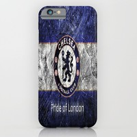 CHELSEA iPhone & iPod Case by Acus