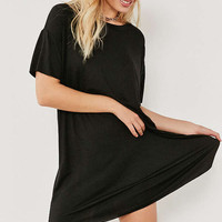 Silence + Noise Boxy T-Shirt Dress | Urban Outfitters