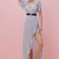 La Simone Midi Dress – For Love & Lemons
