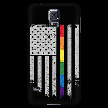 LGBT - LGBT Thin Line - Android Phone Case - TL01211AD