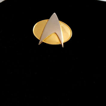 Star Trek Communicator Pin