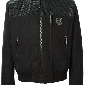 ONETOW Philipp Plein 'Techno' jacket