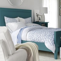 Harbor Blue Bed