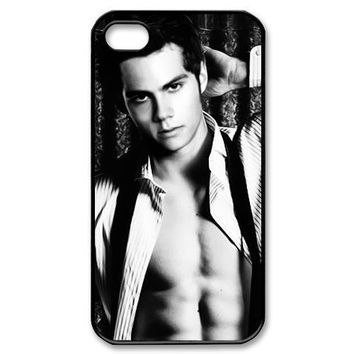 Dylan O'brien Custom Back Cover Case for iPhone 4 4S