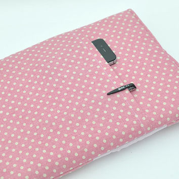 "15"" MacBook Pro  Case,Custom 15"" Laptop sleeve,Laptop Cover,15"" Macbook Pro Retina sleeve, PADDED, Bow,With Pocket For Ipad"