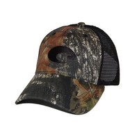 Palmetto Moon | Costa Del Mar Black Camo Trucker Hat | Palmetto Moon