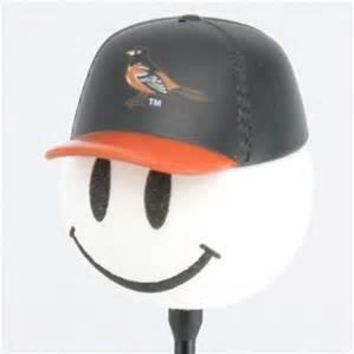 Baltimore Orioles antenna topper