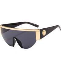 VERSACE Fashion Aviator Sunglasses
