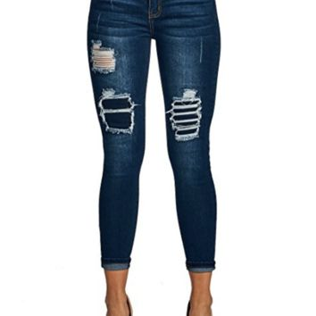 best destroyed skinny jeans for women products on wanelo