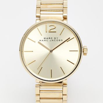 Marc By Marc Jacobs Peggy Elegant Bracelet Watch MBM3401