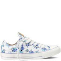 Converse - Chuck Taylor Floral - Low - Natural
