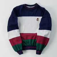 Chaps Ralph Lauren Colorblock Sweater Size M