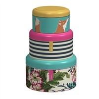 Joules Set of 3 Tins - Bliss Home