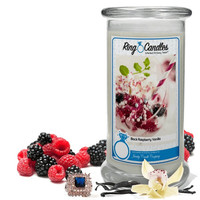 Black Raspberry Vanilla Ring Candle