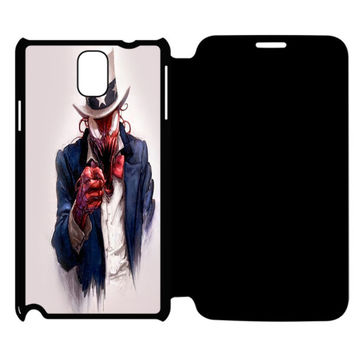 X-Men marvel comics Samsung Galaxy Note 4 Flip Case Cover